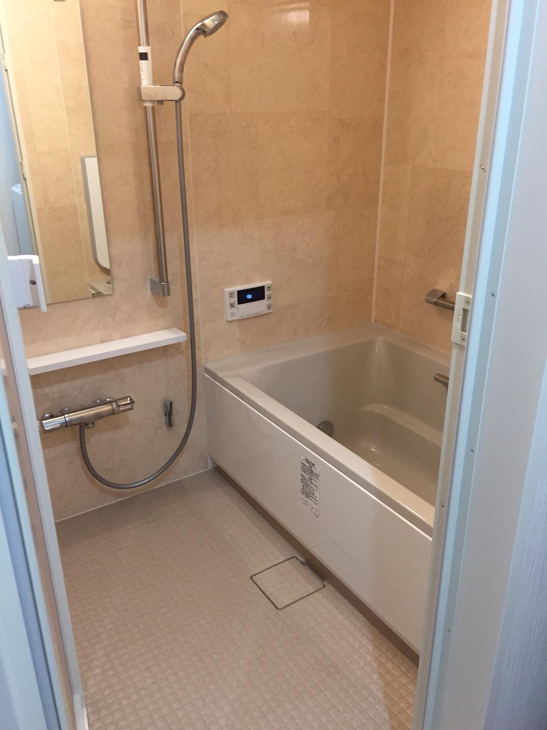 マンション 浴室・洗面取替工事