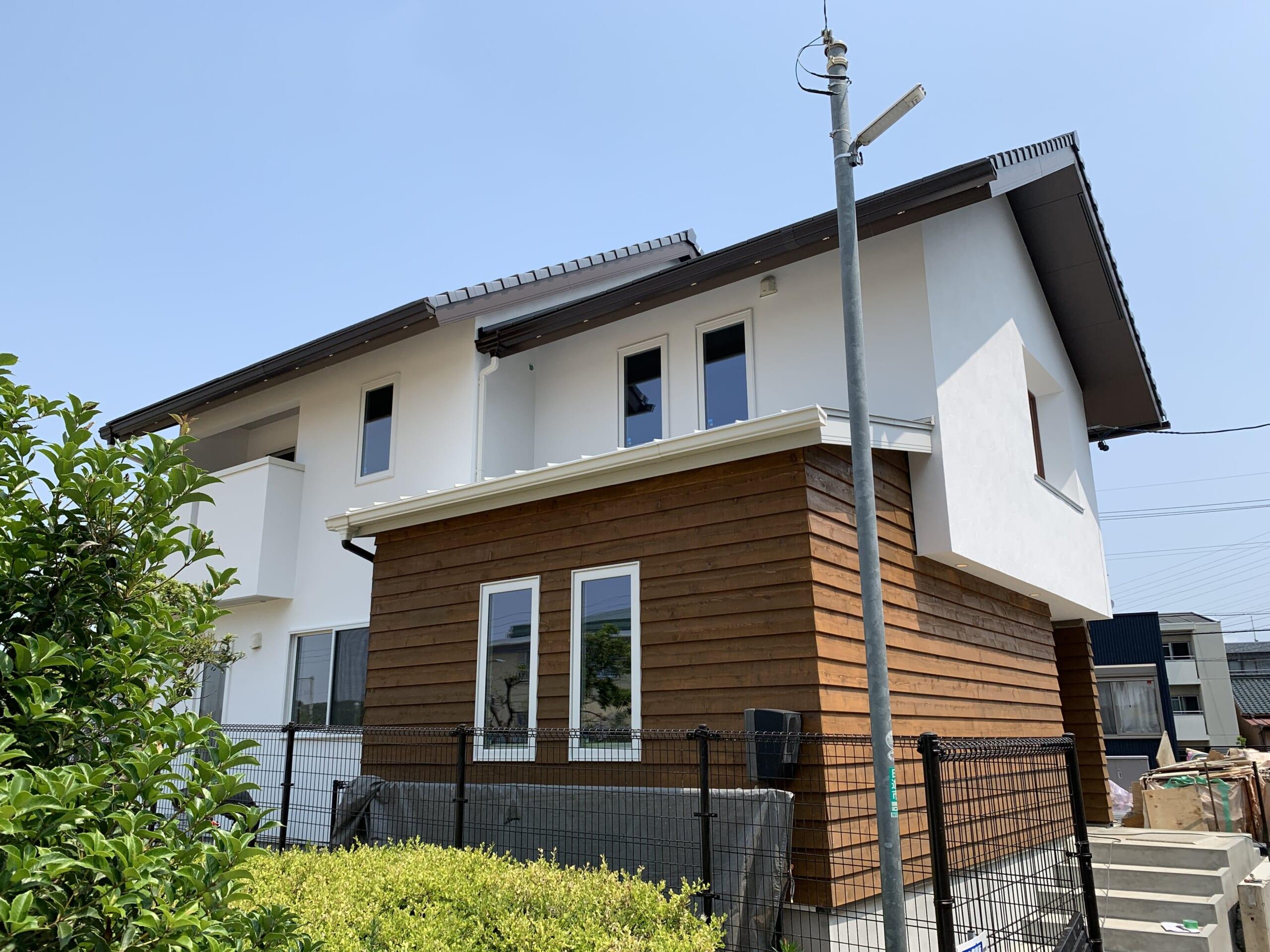 新築注文住宅 2×4 × 一級建築事務所