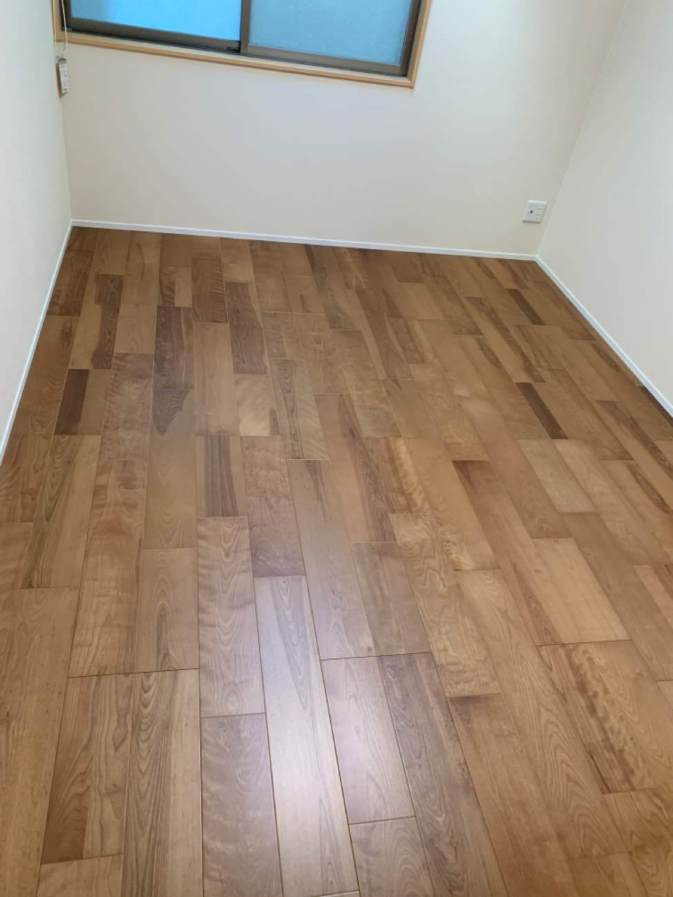 畳→床フローリング工事